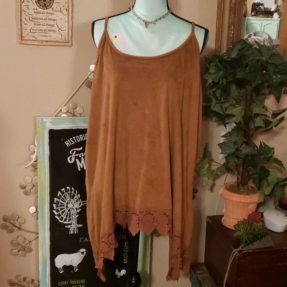 Maurices Tank Top Size 2X